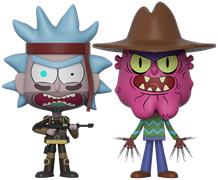 Vynl All Seal Team Rick + Scary Terry