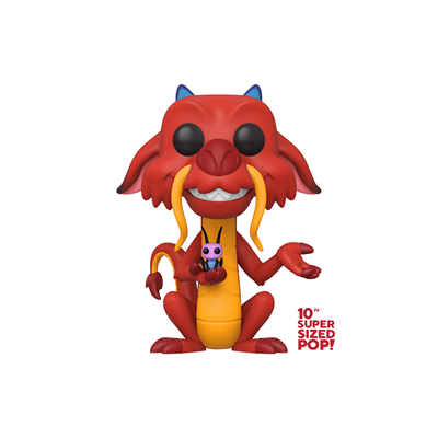 Funko Pop! Disney Mushu (10 inch)