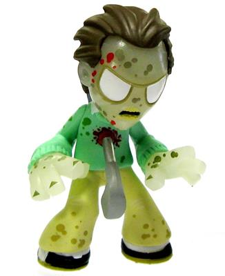 Mystery Minis Walking Dead Series 3 Impaled Walker (Glow)