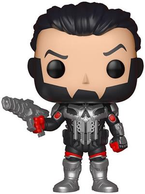 Funko Pop! Games Punisher 2099