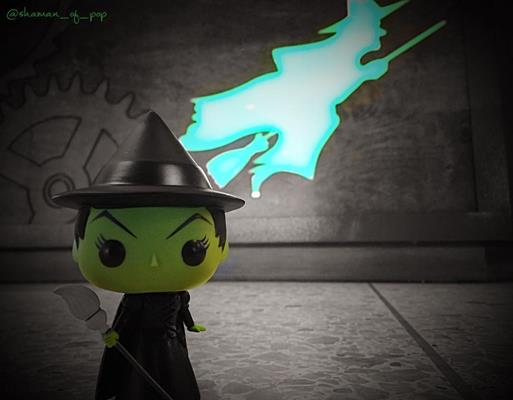 Funko Pop! Movies Wicked Witch shaman_of_pop on instagram.com