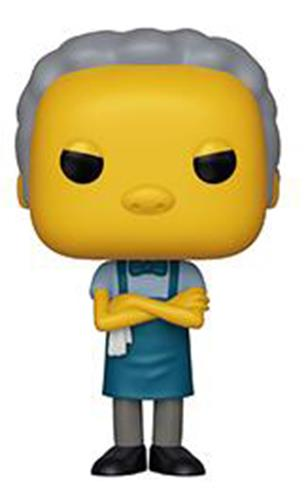 Funko Pop! Animation Moe Szyslak Icon