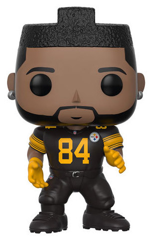 Funko Pop! Football Antonio Brown (Color Rush)