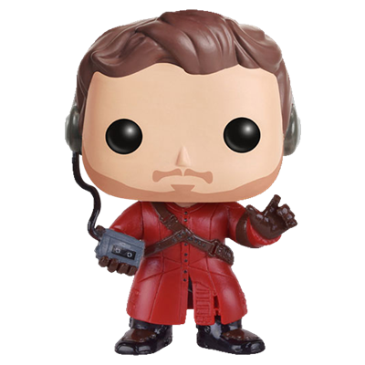 Funko Pop! Marvel Star-Lord (w/ Mixed Tape)