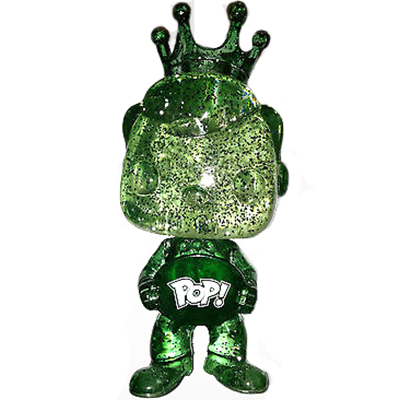 Funko Pop! Freddy Funko Freddy Funko (Crystal) (Green)