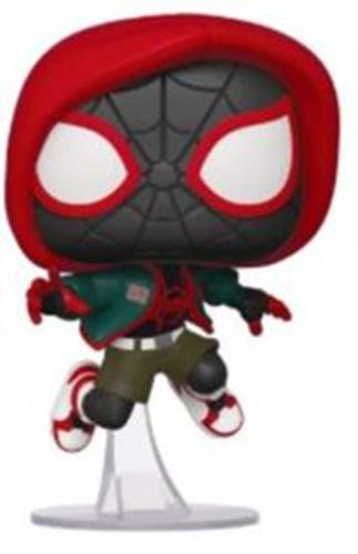 Funko Pop! Marvel Miles Morales (Casual)
