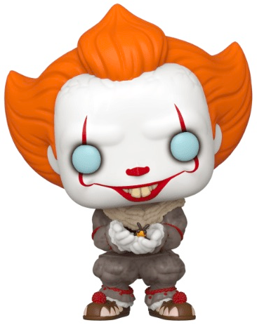 Funko Pop! Movies Pennywise with Glow Bug Icon