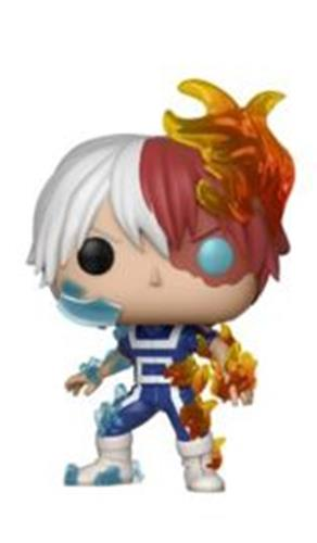 Funko Pop! Animation Todoroki (Metallic)