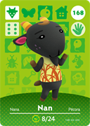 Amiibo Cards Animal Crossing Series 2 Nan