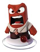Disney Infinity Figures Inside Out Anger