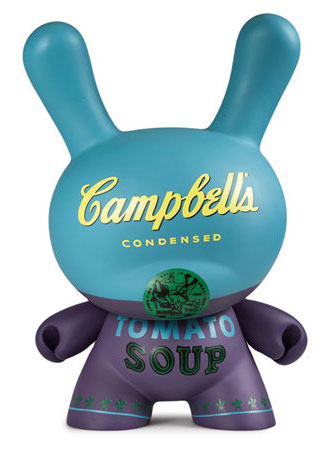 "Kid Robot 20"" Dunnys Campbell's Soup Icon"