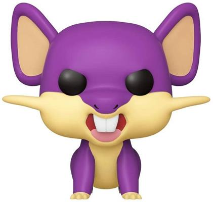 Funko Pop! Games Rattata