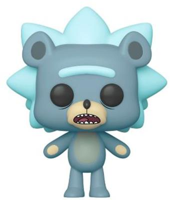 Funko Pop! Animation Teddy Rick