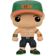 Funko Pop! Wrestling John Cena (Green Hat)