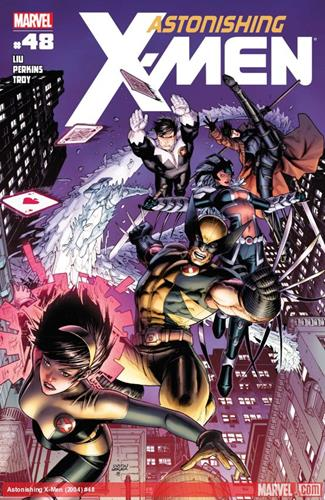 Marvel Comics Astonishing X-Men (2004 - 2013) Astonishing X-Men (2004) #48