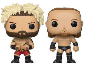 Funko Pop! WWE Enzo Amore & Big Cass (2 Pack)