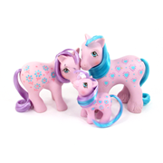 My Little Pony Year 07 Bright Bouquet (Complete Set)
