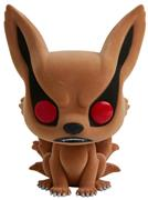 Funko Pop! Animation Kurama - Flocked 6""