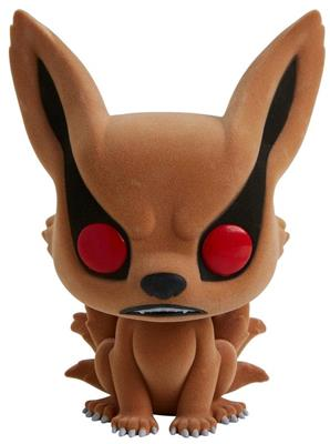 "Funko Pop! Animation Kurama - Flocked 6"" Icon"