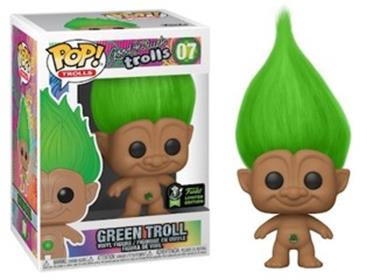 Funko Pop! Trolls Green Troll