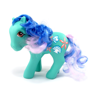 My Little Pony Year 07 Seaflower