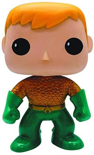 Funko Pop! Heroes Aquaman - New 52