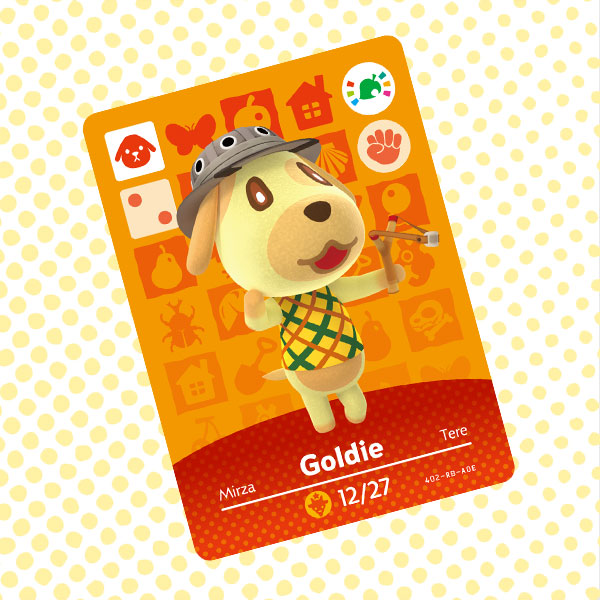 Amiibo Cards Animal Crossing Promotional Cards