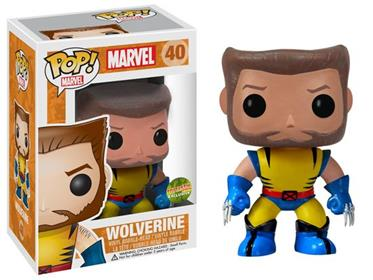 Funko Pop! Marvel Wolverine (Unmasked) Stock Thumb