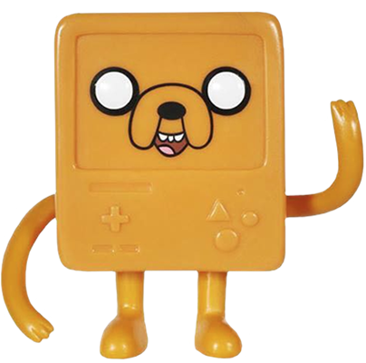 Funko Pop! Television Jake as BMO (JMO)