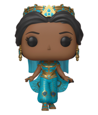 Funko Pop! Disney Princess Jasmine (Diamond) Icon