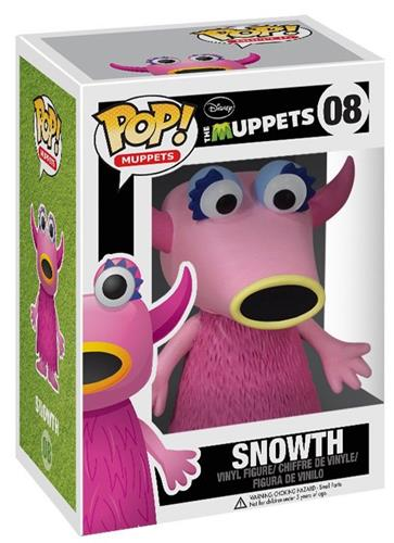 Covetly: Funko: Pop! Muppets: Snowth #8