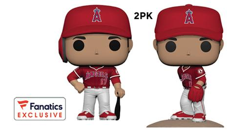 Funko Pop! MLB Shohei Ohtani (Pack of 2)