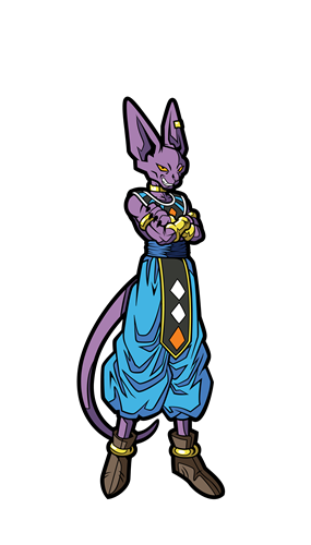FiGPin Dragon Ball Super Beerus Icon Thumb