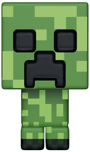 Funko Pop! Games Creeper