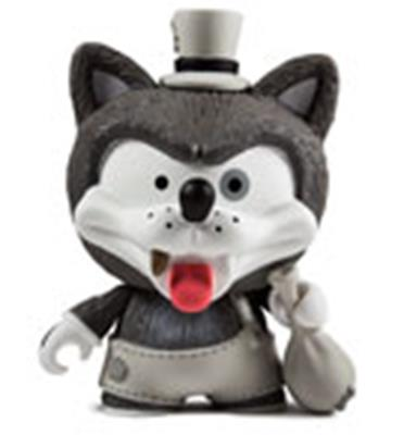 Kid Robot Art Figures Willy the Wolf Stock