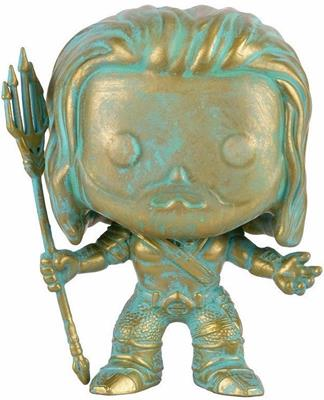 Funko Pop! Heroes Aquaman (BvS) - Patina