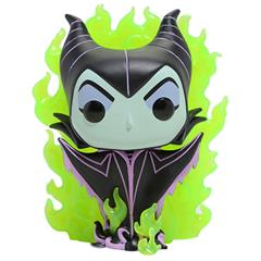 Maleficent (w/ Green Flame)