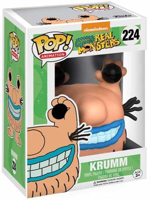 Funko Pop! Animation Krumm Stock