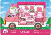 Amiibo Cards Animal Crossing X Sanrio Chelsea - My Melody (Europe)