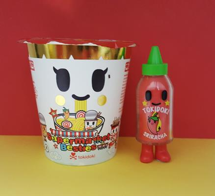 Tokidoki Supermarket Besties Hotty (Chaser) Stock Thumb