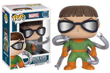 Funko Pop! Marvel Doctor Octopus Stock
