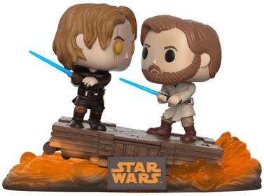 Funko Pop! Star Wars Duel on Mustafar