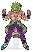 FiGPin Dragon Ball Super Broly