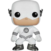 Funko Pop! Heroes The Flash (White Lantern)