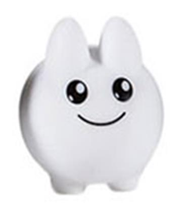 Kid Robot Labbit Packs Labbit & Littons: White Litton Stock