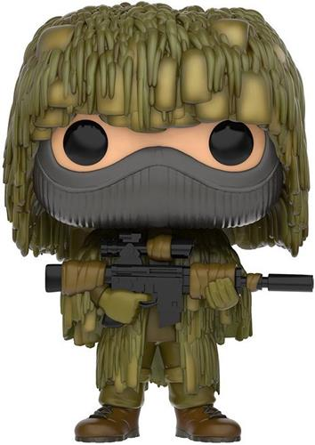 Funko Pop! Games All Ghillied Up Icon Thumb