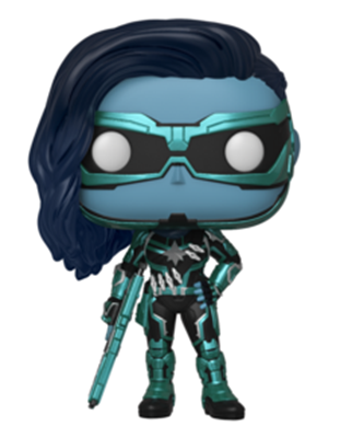 Funko Pop! Marvel Minn-Erva (GameStop)