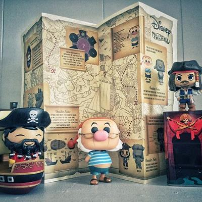 Funko Pop! Disney Smee pops_4_life on Instagram