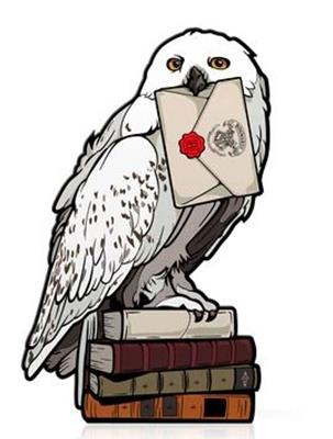 FiGPin Harry Potter Hedwig
