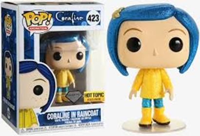 Funko Pop! Animation Coraline In Raincoat (Diamond)